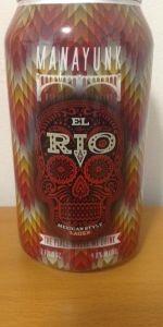 El Rio Mexican Style Lager