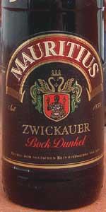 Mauritius Zwickauer Bock Dunkel