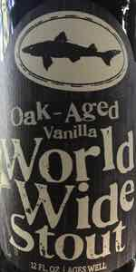 Oak-Aged Vanilla World Wide Stout