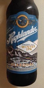 Highlander Frozen Hill Winter IPA