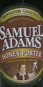 Samuel Adams Honey Porter