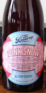 Â¡Pink Snow!