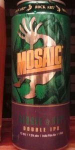 Mosaic Single Hop Double IPA