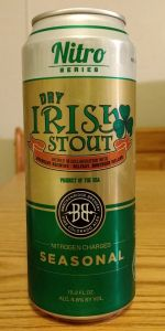 Nitro Dry Irish Stout