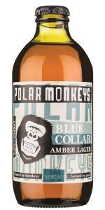 Polar Monkeys Blue Collar