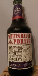 ASDA Whitechapel Porter