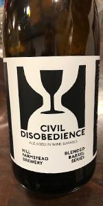 Civil Disobedience #18