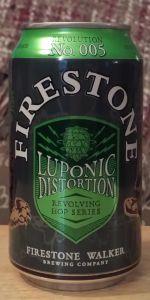 Luponic Distortion: Revolution No. 005