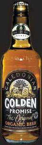 Golden Promise Organic Ale