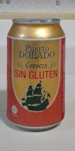 Puerto Dorado Cerveza Sin Gluten