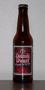 Detroit Beer Co. The Detroit Dwarf