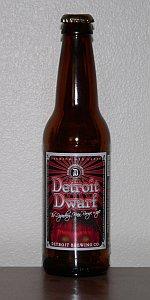 Detroit Beer Co. The Detroit Dwarf