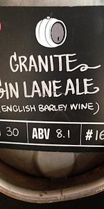 Gin Lane Ale