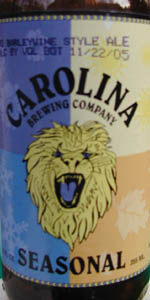 Carolina Old 392