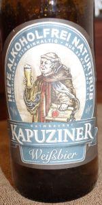 Kapuziner Hefe Alkoholfrei Naturtrüb