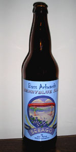 Bass Ackwards Berryblue Ale