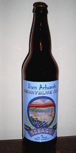 Bass Ackwards Berryblue Ale
