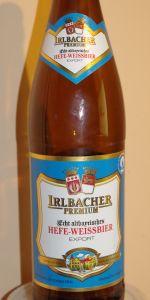 Irlbacher Premium Hefe-Weissbier Export