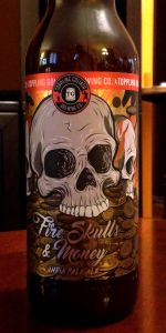 Fire skulls money toppling goliath brewing company beeradvocate fire skulls voltagebd Images