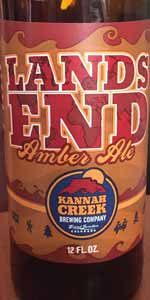 Lands End Amber