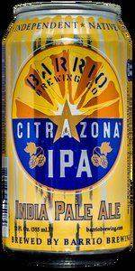 Barrio Citrazona IPA