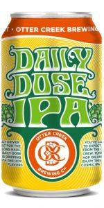 Daily Dose Ipa Otter Creek Brewing Beeradvocate