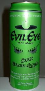 Evil Eye Sour Green Apple