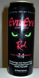 Evil Eye Red