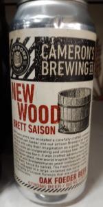 New Wood Brett Saison