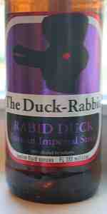 Duck-Rabbit Rabid Duck