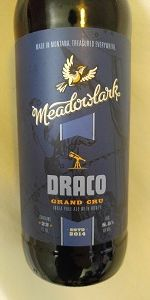 Draco Grand Cru (India Pale Ale With Honey)