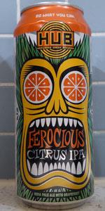 Ferocious Citrus IPA