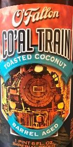 Coal Train-Toasted Coconut