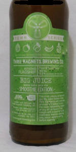 Big Juice Double IPA: Smoothie Edition