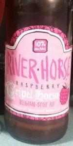 Raspberry Tripel Horse