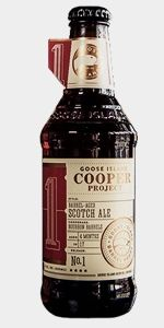 Cooper Project Barrel Aged Scotch Ale