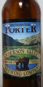 Deep Enders Dark Porter