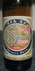Bedele Gold Label Special Beer