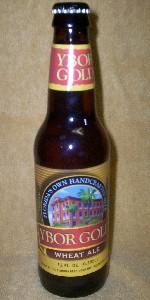 Ybor Gold Wheat Ale