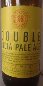 Double India Pale Ale
