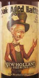 Oak Aged Mad Hatter India Pale Ale