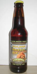 Golden Grizzly Ale