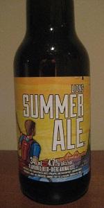 Lions Summer Ale