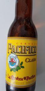Cerveza Pacifico Clara