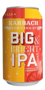 Big & Bright IPA