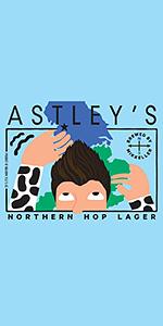 Astley's Northen Hop Lager