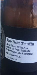 The Noir Truffle