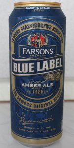 Blue Label Smooth & Creamy