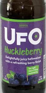 UFO Huckleberry Hefeweizen
