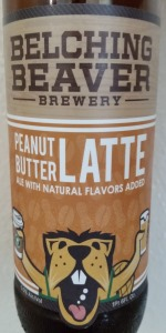 Peanut Butter Latte